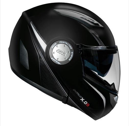 Givi X.09 Helmet Modular Modular Matte Black