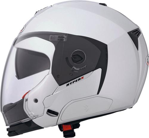 CABERG Hyper-X full-face helmet col. silver