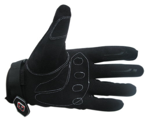 MTech Action summer gloves Black-White-Red