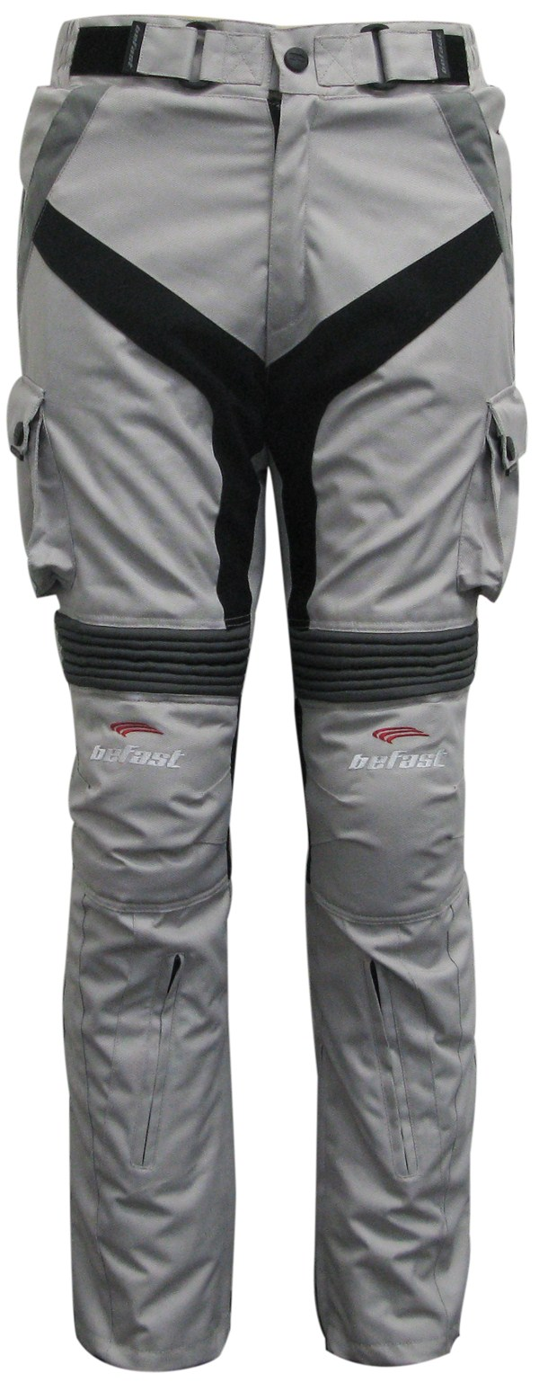 Four Climath Befast motorcycle trousers 4 easons Grey Anthracite