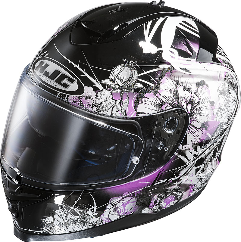 Casco integrale HJC IS17 Barbwire MC31