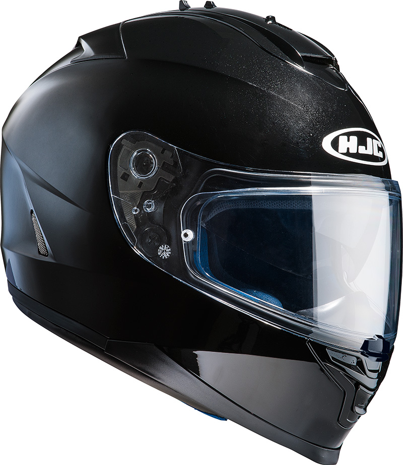 Full face helmet HJC IS17 Black