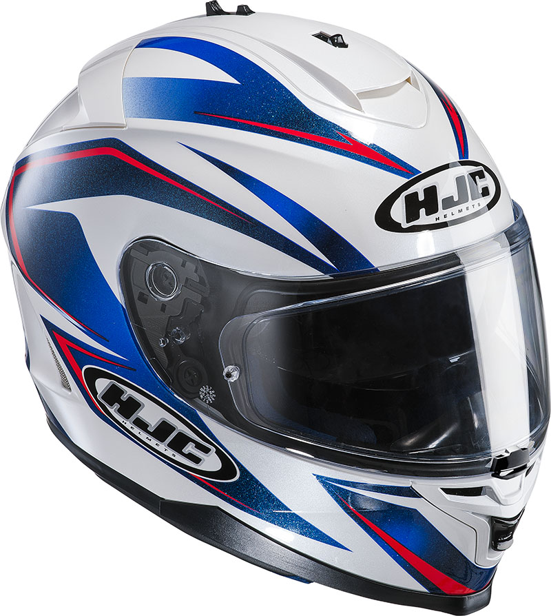 Full face helmet HJC IS17 Osiris MC2