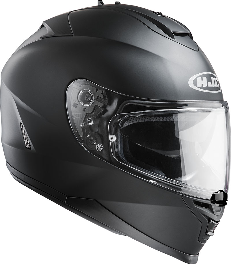 Casco integrale HJC IS17 Rubbertone