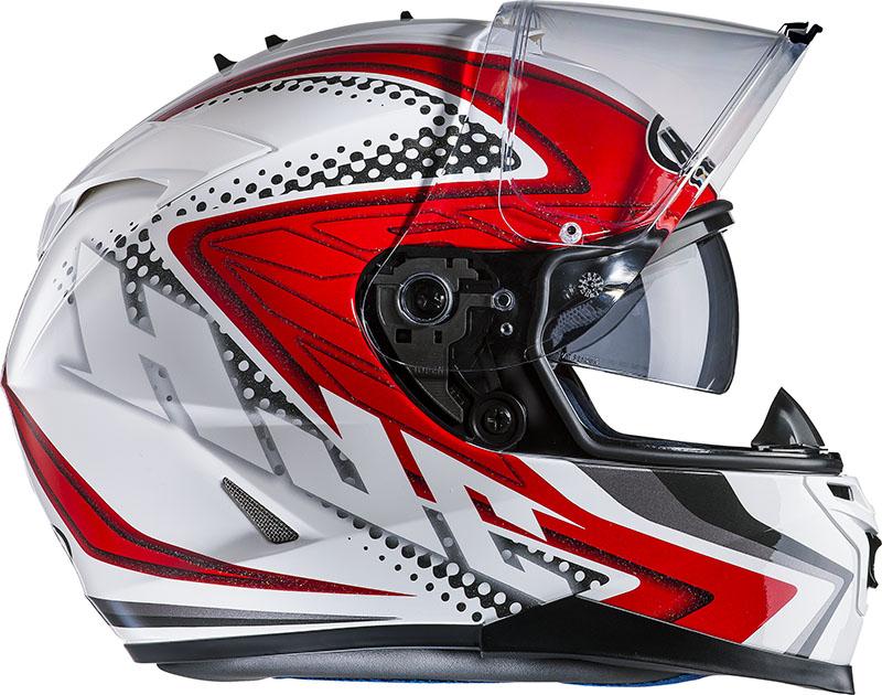 Full face helmet HJC IS17 Tasman MC1
