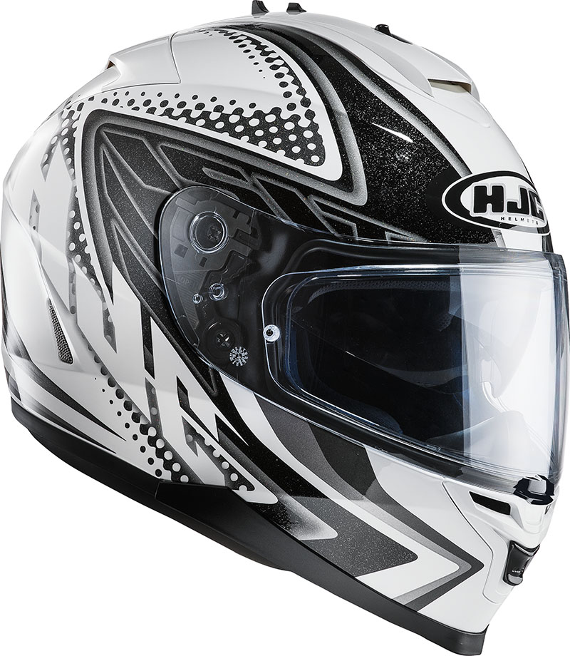 Casco integrale HJC IS17 Tasman MC10