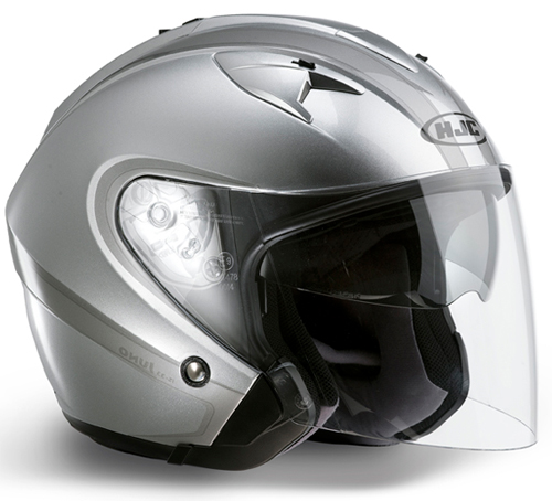 HJC IS33 Juno MC5 jet helmet