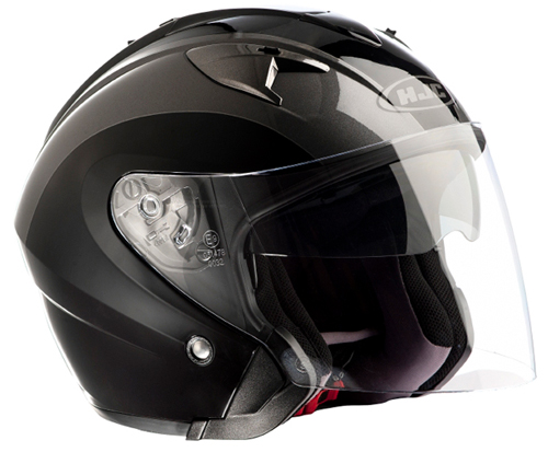 Casco moto jet HJC IS33 Trafic MC5