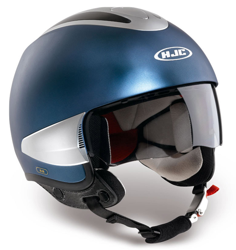 HJC IS35 jet helmet Blue Marine