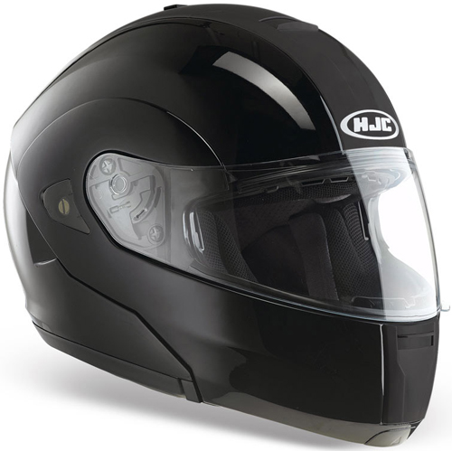 HJC ISMAX BT flip off helmet Metal Black