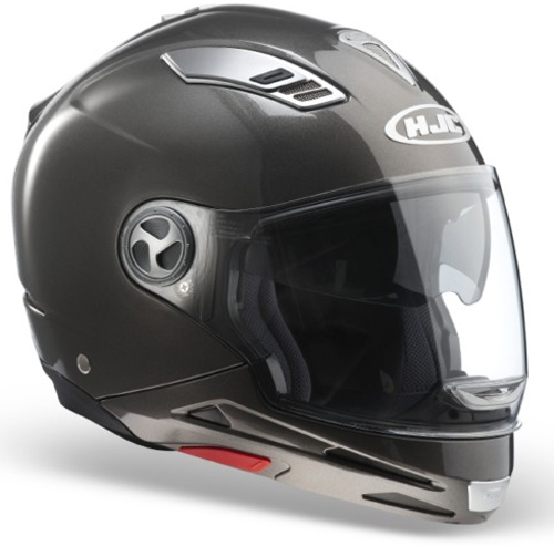 Casco moto modulare HJC ISMULTI all in one Antracite