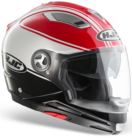 HJC ISMULTI flip off helmet all in one Tociti MC1