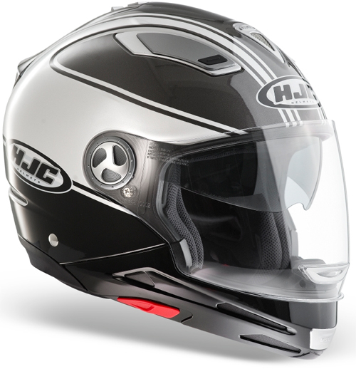 Casco moto modulare HJC ISMULTI all in one Tociti MC10
