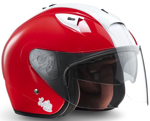 HJC ISURBY Leida MC1 jet helmet