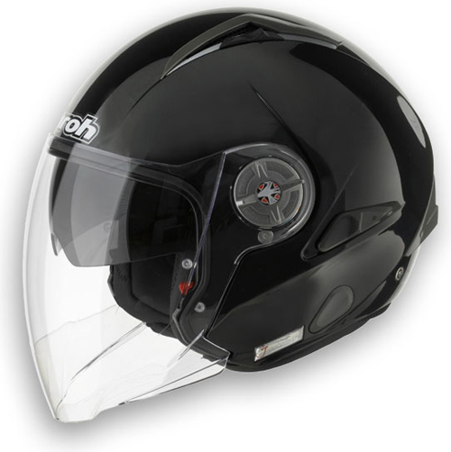 AIROH J-105 Sport Modular Helmet - Col. Black