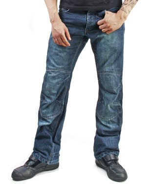 Jeans 4 stagioni Oj Baia denim washed