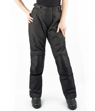 Oj Riderpant Lady motorcycle pants 4 seasons black