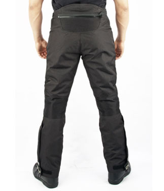 OJ Riderpant motorcycle pants 4 seasons black