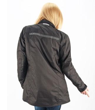 Oj Boulevard Lady motorcycle jacket 4 seasons black