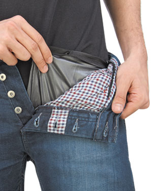 Jeans moto OJ Bluster