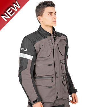 OJ Desert Evo jacket black smoke