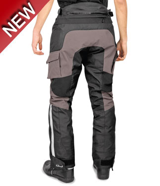 OJ Desert Evo trousers black smoke