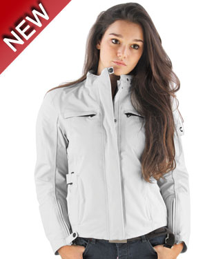 Oj Life lady waterproof jacket ice