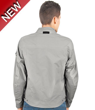 OJ Life waterpoof jacket titanium