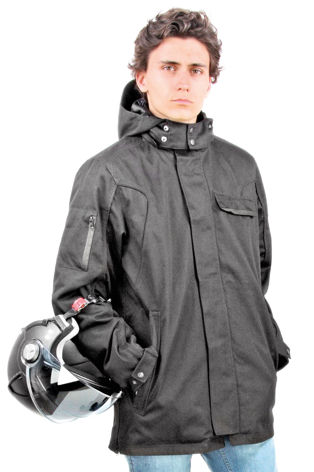 OJ Horizon Man jacket black