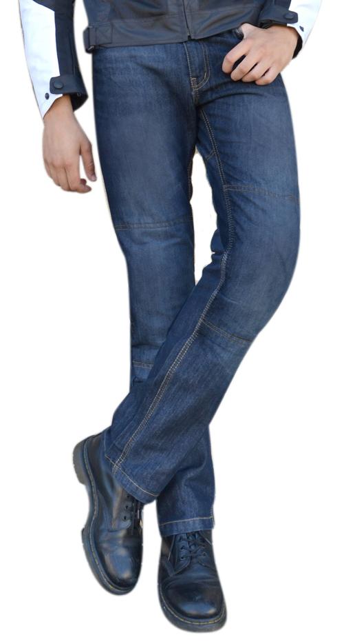 Jeans moto DaniTour Befast con Kevlar e protezioni