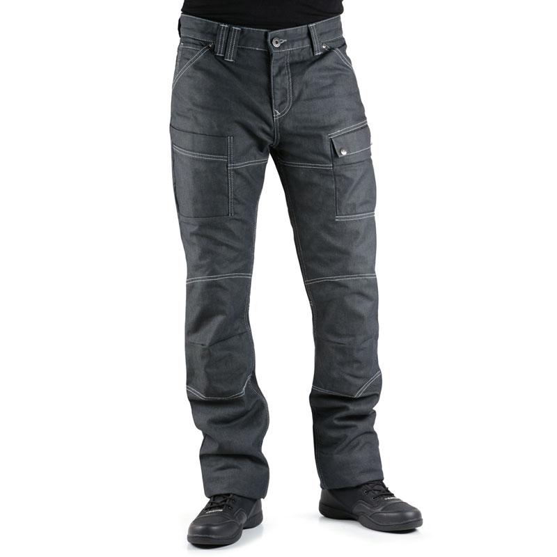 Jeans moto Overlap Sturgis Asphalt con Kevlar