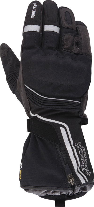 Alpinestars Jet Road Gore-Tex 2013 motorcycle gloves black