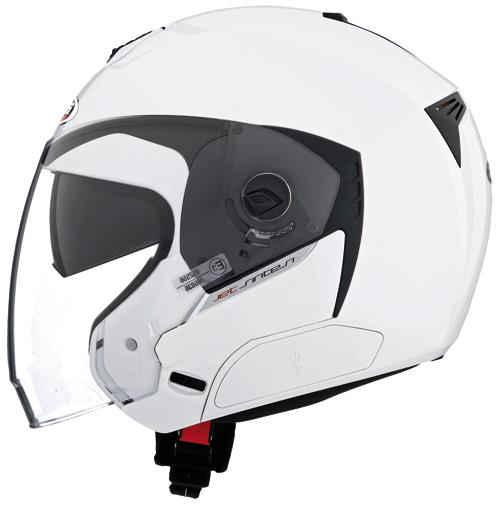 CABERG Jet Sintesi jet helmet col. white