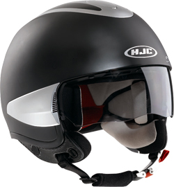HJC IS35 jet helmet Goddes