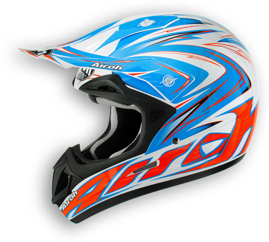 Off road motorcycle helmet Airoh Jumper Paff