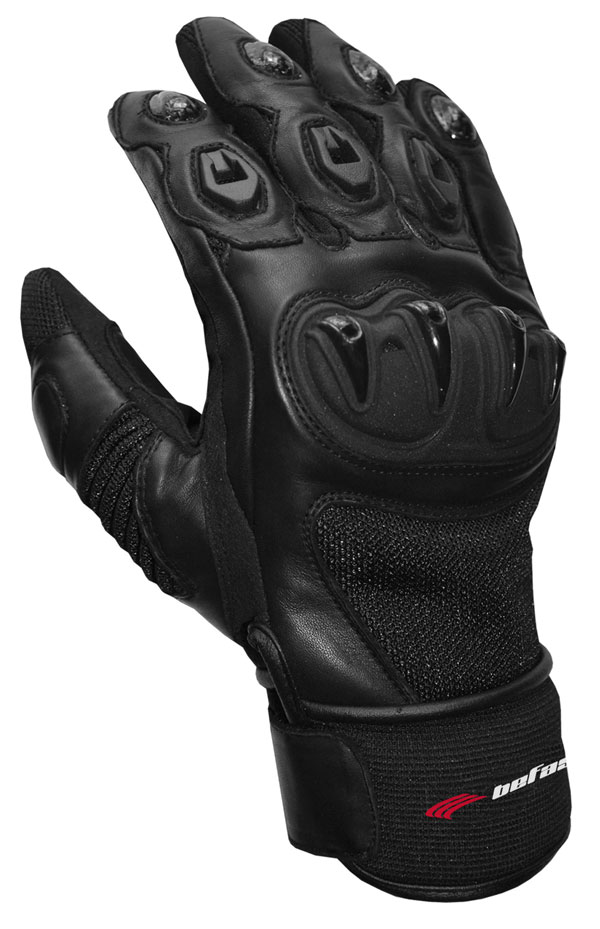 Summer Motorcycle Gloves Armor Befast pads and touch screen