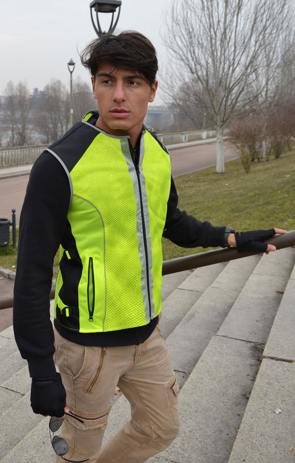 Galileo Befast high visibility vest