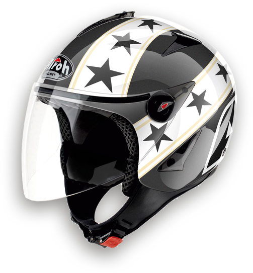 Airoh JT General urban jet helmet anthracite gloss