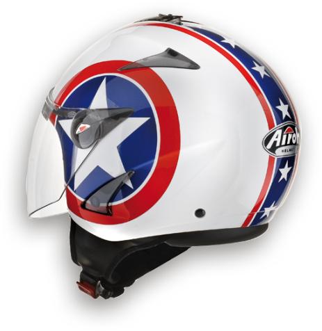 Airoh JT Stars urban jet helmet
