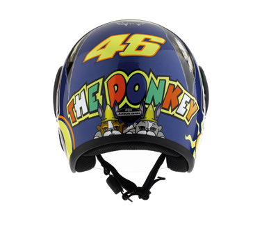 Agv helmet Junior Open Top The Donkey