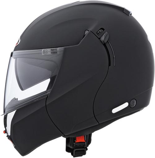 Casco moto Caberg Justissimo GT nero opaco
