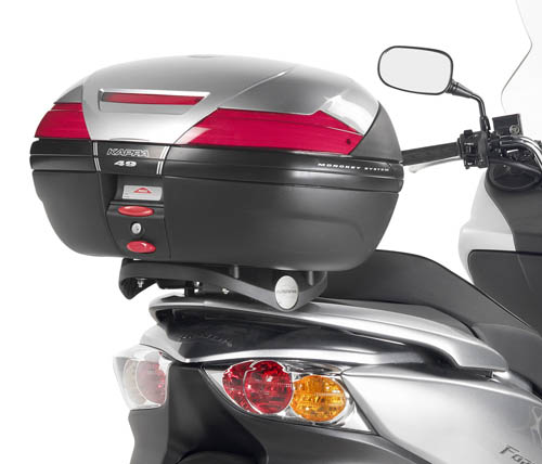 Plate K226 specification for Honda Forza 250 X / EX MONO suitcas