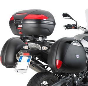 Piastra K94 per valigie MONOKEY® per BMW F650GS/F800GS