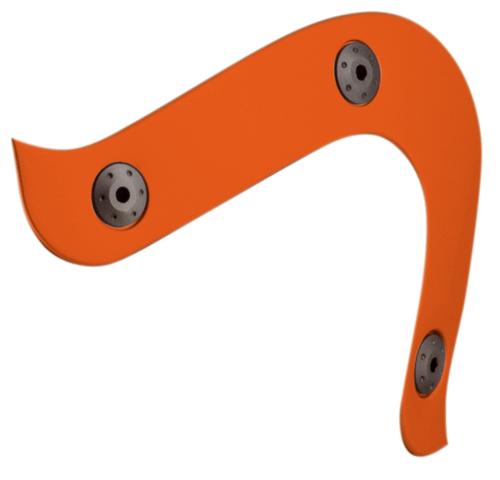 Fun Cover per casco Suomy 3LOGY arancio opaco
