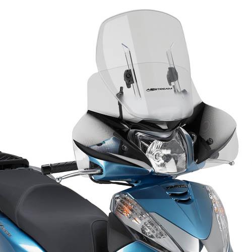 Windshield KAF1100 sliding AIRSTREAMfor Honda SH300i