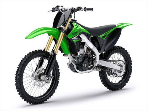 Ufo replacement plastics for Kawasaki KX 85cc 2000 FluorineGreen