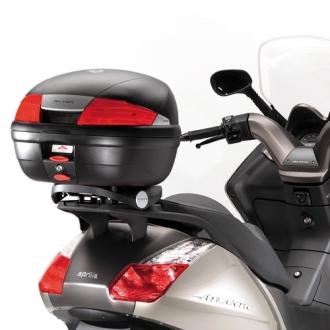 Bauletto moto Kappa K35 Nero