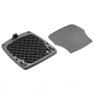 Kappa K609 plate with fixing kit and cover