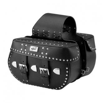Kappa KH271 side bags leatherette