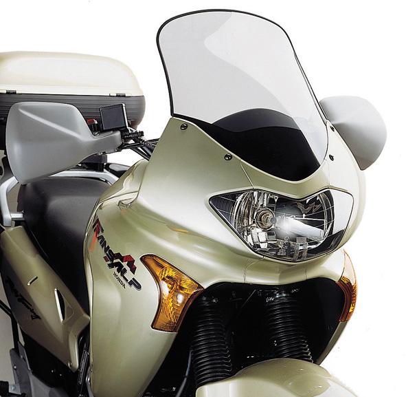Specific screen smoked Kappa for Honda